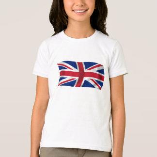 Britisches Flaggent-shirt des Gewerkschafts-Jacks T-Shirt