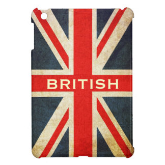Britisches Grunge-Gewerkschafts-Jack iPad Minifall iPad Mini Hülle