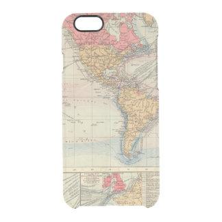 Britisches Imperium, Wege, Strom Durchsichtige iPhone 6/6S Hülle