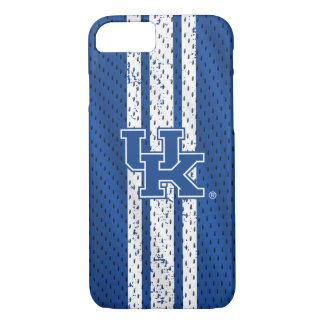 BRITISCHES Jersey Muster Kentuckys | iPhone 8/7 Hülle
