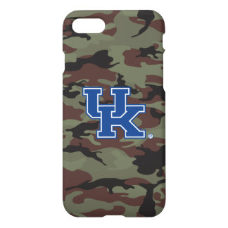 BRITISCHES Kentucky Camouflage-Muster Kentuckys | iPhone 8/7 Hülle