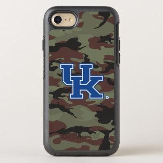 BRITISCHES Kentucky Camouflage-Muster Kentuckys | OtterBox Symmetry iPhone 8/7 Hülle
