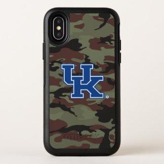 BRITISCHES Kentucky Camouflage-Muster Kentuckys | OtterBox Symmetry iPhone X Hülle