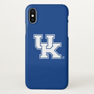 BRITISCHES Kentucky Logo Kentuckys | iPhone X Hülle