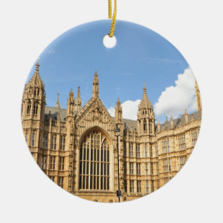 Britisches Parlament Keramik Ornament