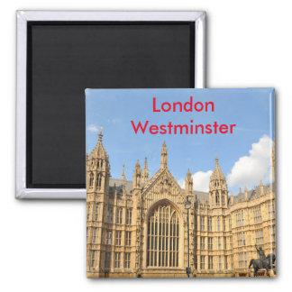 Britisches Parlament Quadratischer Magnet