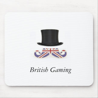 Britisches Spiel MouseMat Mousepad