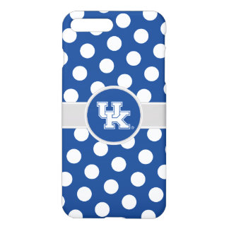 BRITISCHES Tupfen-Muster Kentuckys | iPhone 8 Plus/7 Plus Hülle