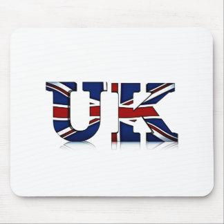 BRITISCHES Vereinigtes Königreich Mousepad