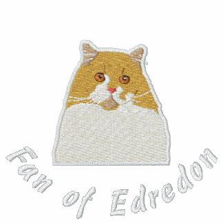 British longhair fan of Edredon