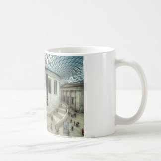 British Museum im Sommer Kaffeetasse