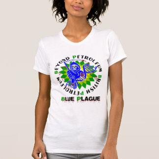 British-Petroleum Blaupest T-Shirt