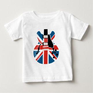 Britpop Gitarre Baby T-shirt