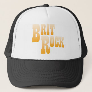 BritRockMusic Truckerkappe