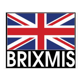 BRIXMIS Erinnerungsstücke Postkarte