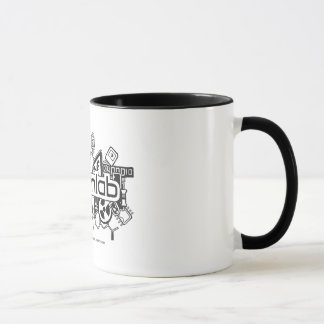 Brmlab Graffiti Tasse 325 ml