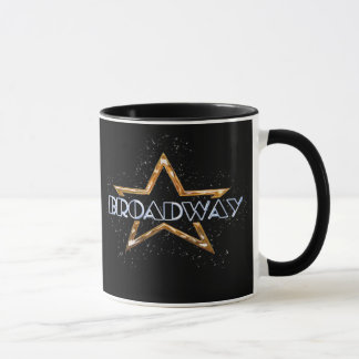 Broadway-Stern Tasse
