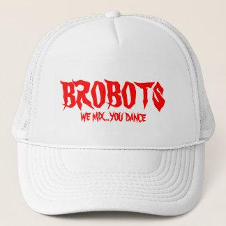 BROBOTS Hut Truckerkappe