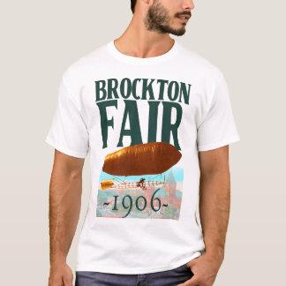 Brockton angemessenes T-Stück 1906 T-Shirt
