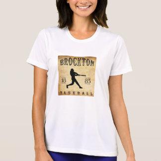 Brockton Massachusetts Baseball 1885 T-Shirt