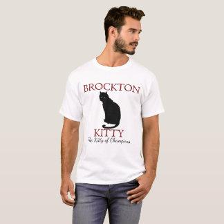 Brockton Miezekatze-T-Stück T-Shirt