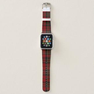 Brodie Clan-kariertes Apple-Uhrenarmband Apple Watch Armband