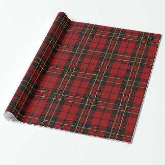 Brodie Tartan-Packpapier Geschenkpapier