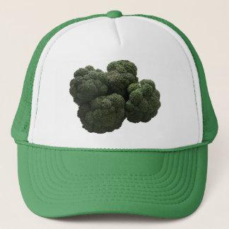 Brokkoli-Fernlastfahrer-Hut Truckerkappe