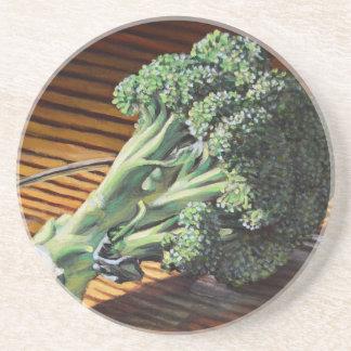 Brokkoli-Krone Sandstein Untersetzer