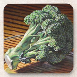 Brokkoli-Krone Untersetzer