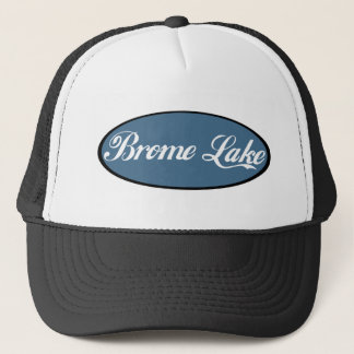 Brome See-Andenken-Blau Truckerkappe