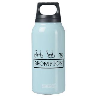 Brompton heiß u. kalte Flasche (0.3L), aquamarin