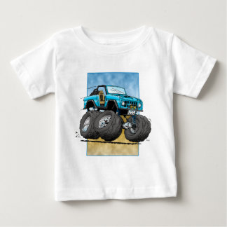 Bronco_Blue.png Baby T-shirt