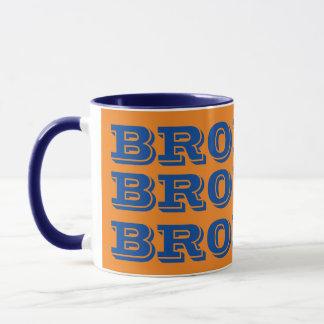 Broncos-Team-Kaffee-Tasse Tasse