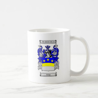 Brongo Wappen Kaffeetasse