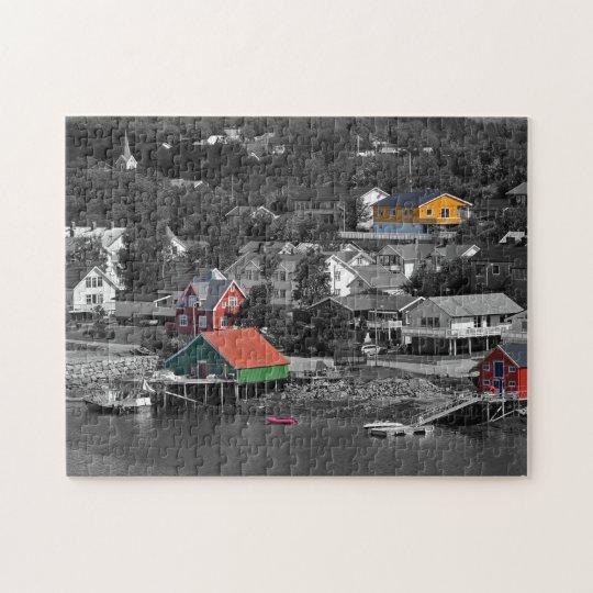 Bronnoysund - Norway Puzzle