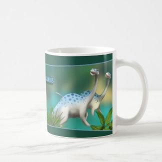 Brontosaurus Kaffeetasse