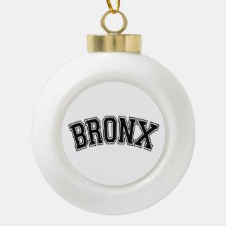 BRONX KERAMIK Kugel-Ornament