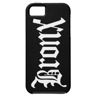 Bronx NYC Vintager gotischer iPhone Fall Schutzhülle Fürs iPhone 5