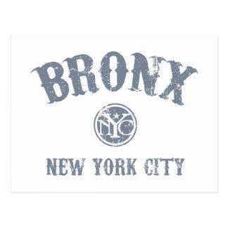 *Bronx Postkarte