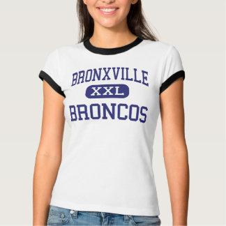 Bronxville - wilde Pferde - hoch - Bronxville New T-Shirt