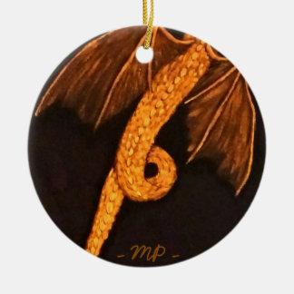 Bronzedrache-Körper Keramik Ornament