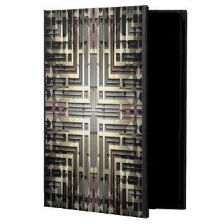 Bronzegitter-Fall iPad Air/Air2
