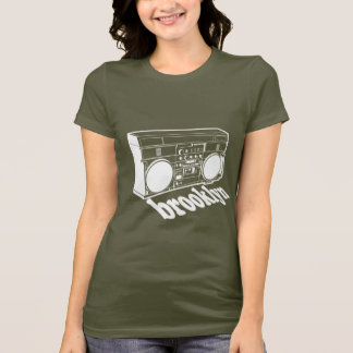 Brooklyn Boombox T-Shirt