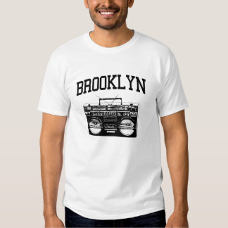 Brooklyn Boombox T-Shirt