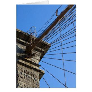 Brooklyn-Brücke 01 Karte