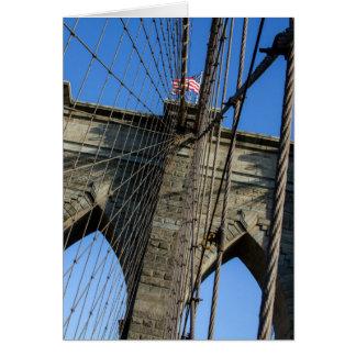 Brooklyn-Brücke 02 Karte