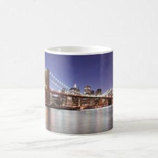 Brooklyn-Brücke Kaffeetasse