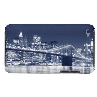 Brooklyn-Brücke nachts, New York City iPod Case-Mate Case