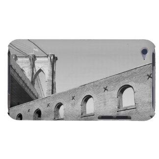 Brooklyn-Brücke nachts, New York City iPod Touch Hülle